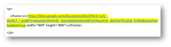"""HTML code. The portion between """"src="""" and before the space before """"width"""" is highlighted."""